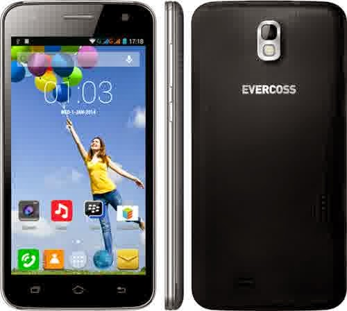 Evercross Winner Y A76 dengan processor Octa Core