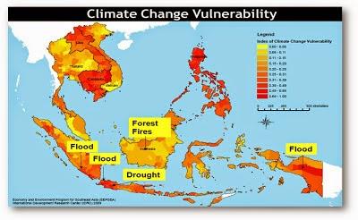 Kerentanan Iklim Indonesia Belum Mengkhawatirkan
