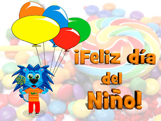 Feliz Dia del Niño, parte 3