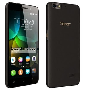 Huawei Honor 4C Mobile + Launch Offers