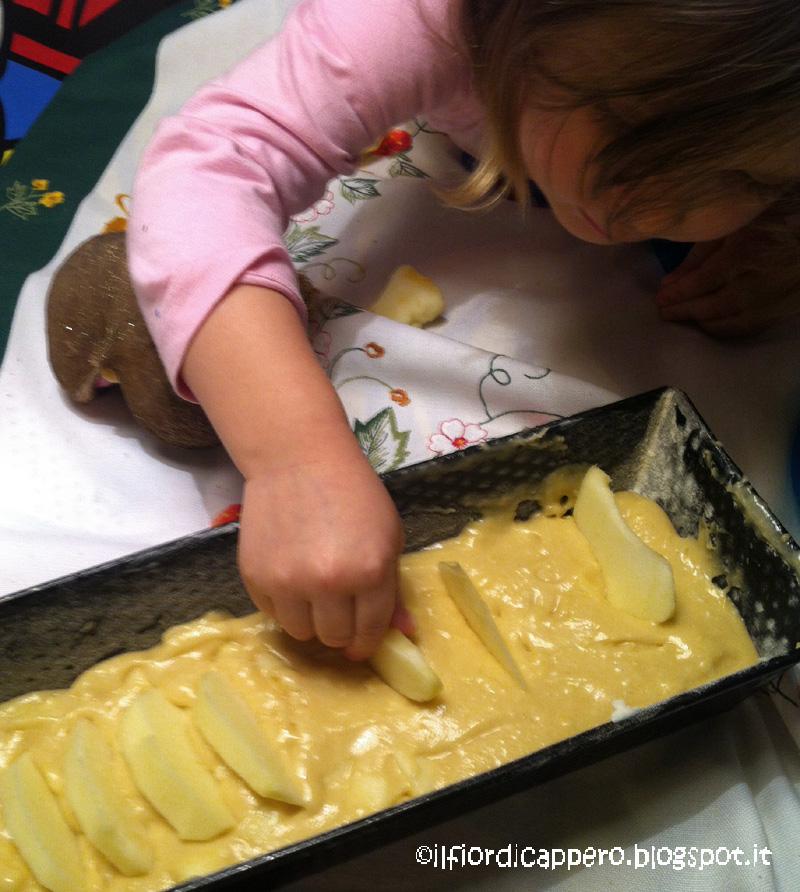 Plumcake di mele con mandorle e zucchero di canna il for Cosa vuol dire forno statico