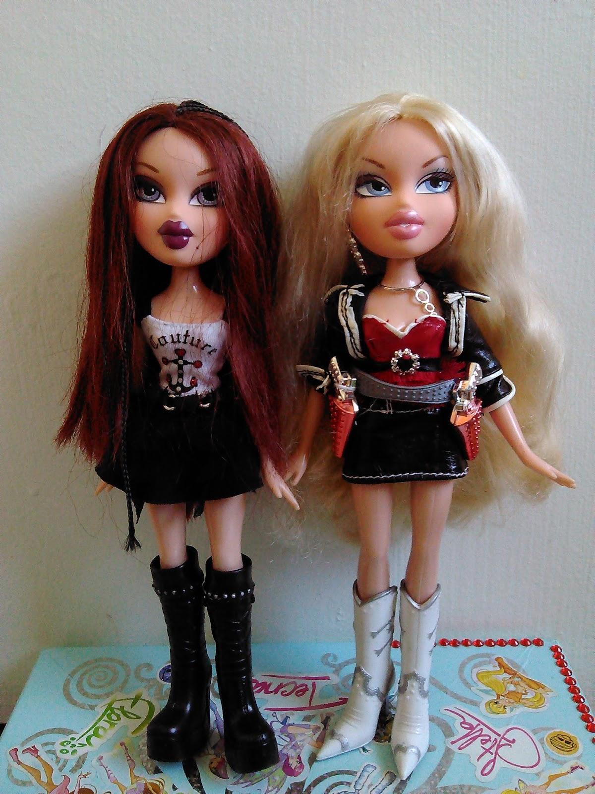 Roxxi Doll  Bratz Cartoon Doll Maker