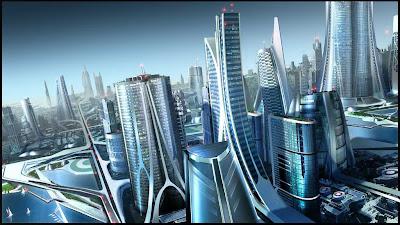 concepto de ciudades inspiracion