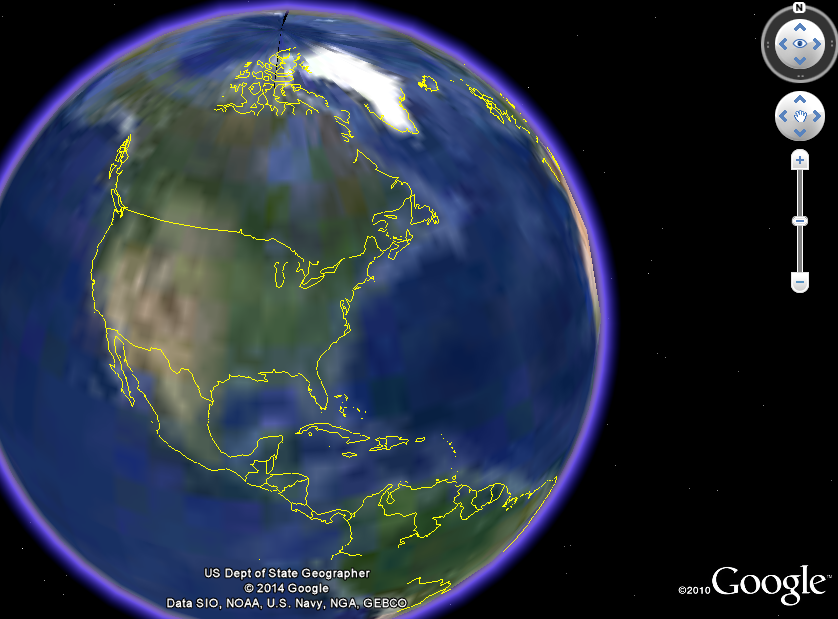 how to download offline maps for google earth