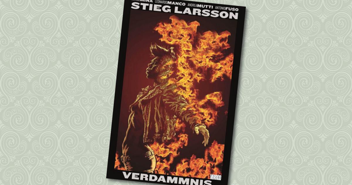 Verdammnis Stieg Larsson