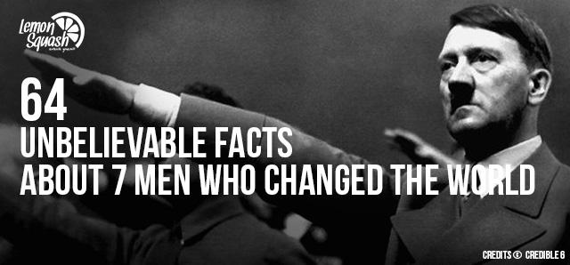 64 Unbelievable Facts ...
