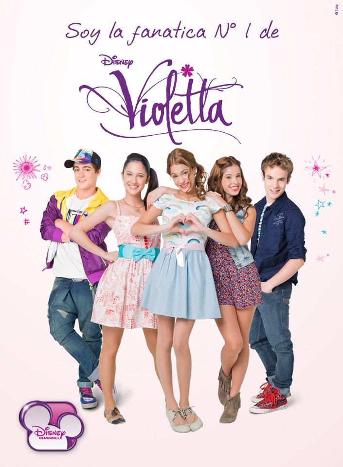 Ustedes dicen que son; Fanáticas/o Nº1 de Violetta?