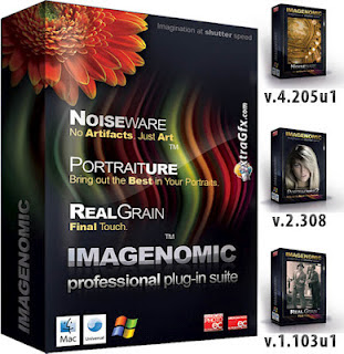 Free Download Imagenomic Professional Plug-in Suite for Photoshop