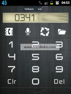 inputan cek tagihan telepon
