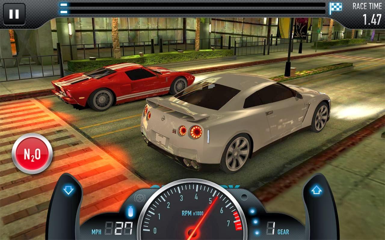 CSR Racing v1.4.2 Hileli Mod Apk İndir
