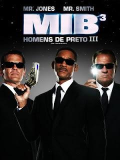 MIB: Homens de Preto 3 Dublado
