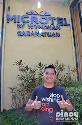 Microtel Cabanatuan