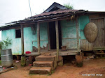 Typical Khasi House