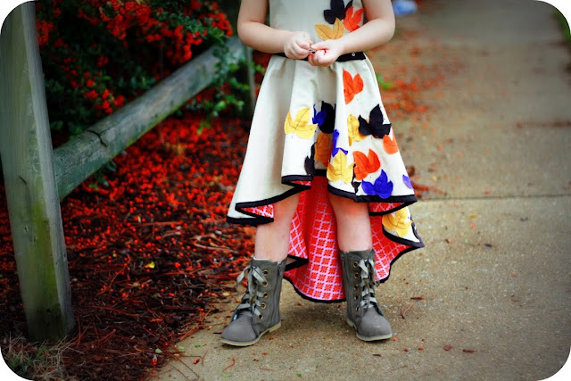 fishtail skirt sewing pattern