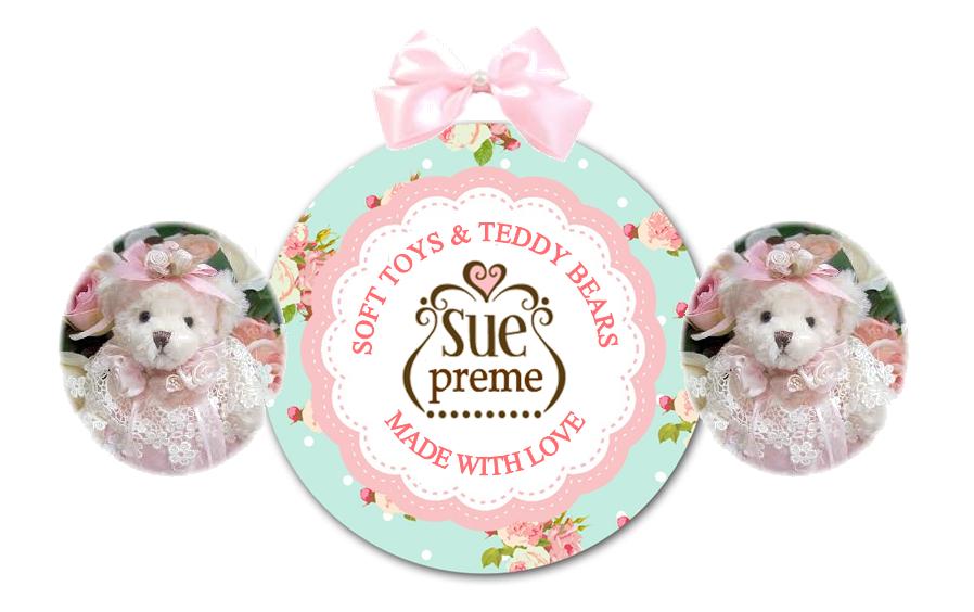 SUEPREME by Shamitsu Trading ~ Teddy Bears n Soft Toys Wholesaler
