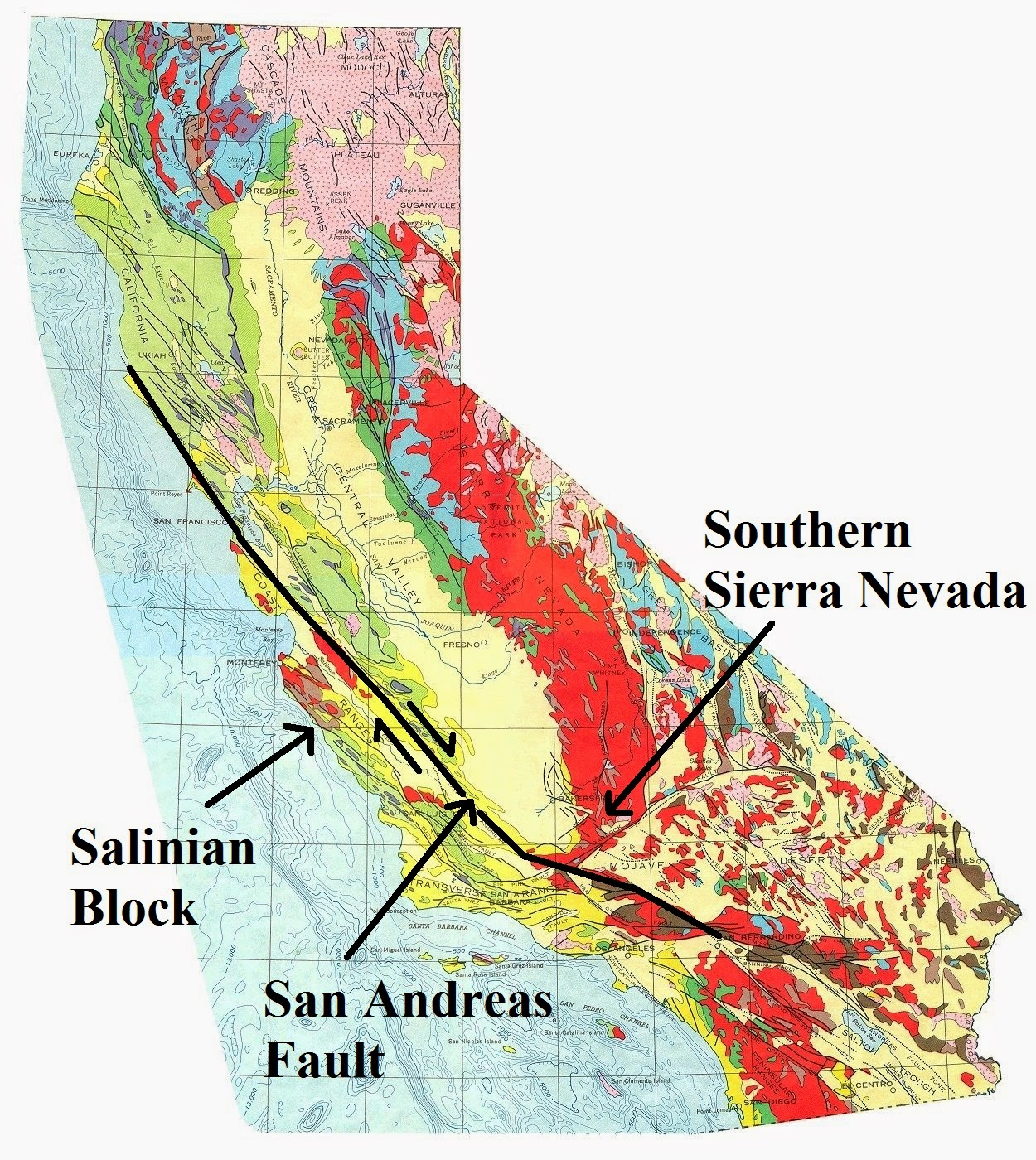 an introduction to the san andreas fault The southern san andreas fault is a ticking earthquake time bomb [curbed la] next up in news new lyft app will give directions to scooters, public transit in santa monica.
