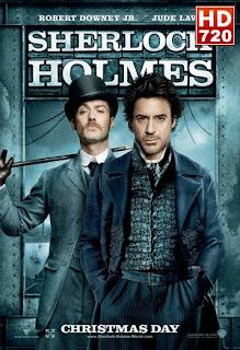 Ver Sherlock Holmes 2009 online gratis