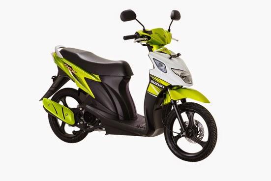 Suzuki Nex FI
