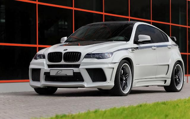BMW X6 Fondos de Pantalla HD
