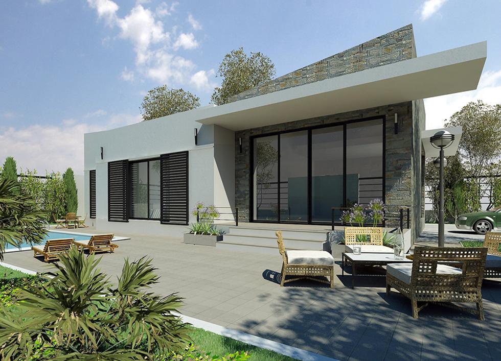 Immobilier en espagne - Maison de campagne design ...