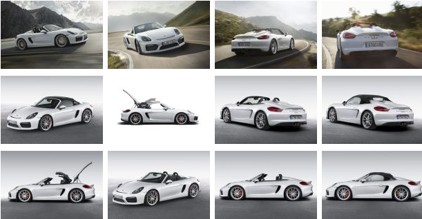 2016 Porsche Boxster Spyder Specs, Price and Release Date