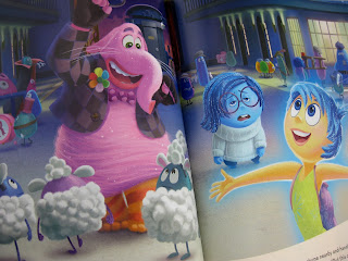 inside out golden book