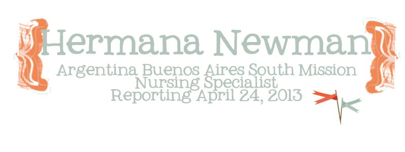 Hermana Newman's Adventures