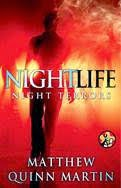 NIGHTLIFE: night terrorsL cover
