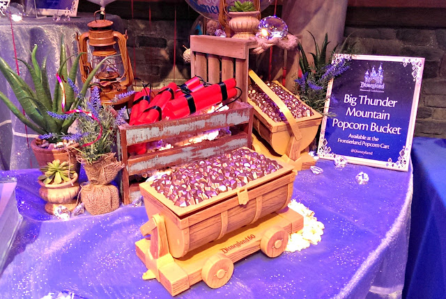 Disneyland Diamond Celebration treats