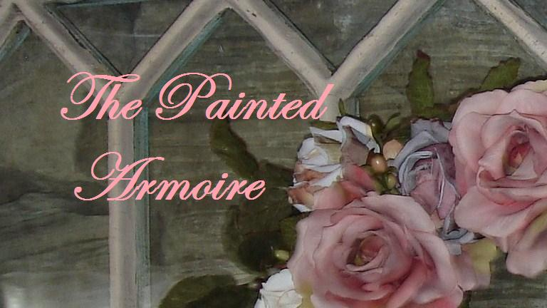 The Painted Armoire