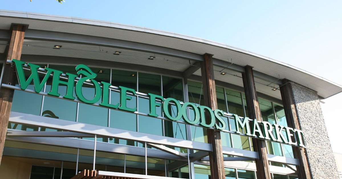 Does Whole Foods Have Complimentary Foods