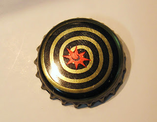 Beer Bottle Cap Bracelet