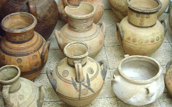 The Limassol Archaeological Museum opens its storage rooms