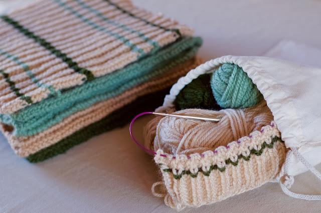 #lamantadelavida by Ignatia knits
