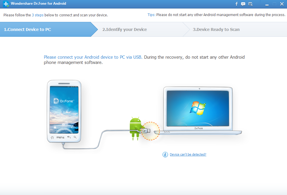 Wondershare Dr.Fone for Android Crack