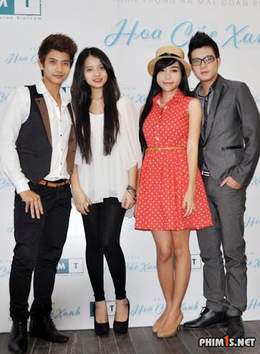 Hoa Cúc Xanh - HTV7 Trọn Bộ (2012)