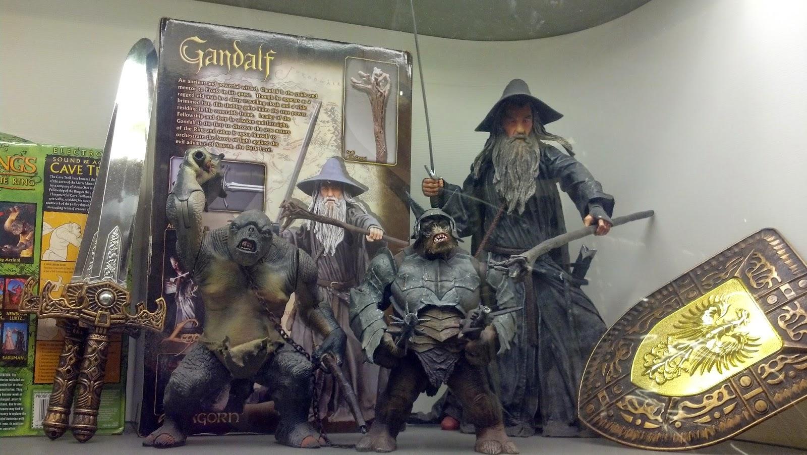 gandalf,gandalf army,main dengan penguatkuasa