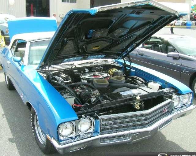 Legendary Cars: 1970 Buick GS 455