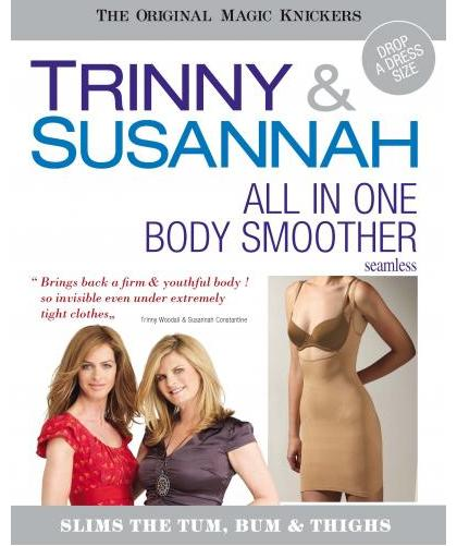 I received an amazing slip by Trinny and Susannah. These body shaping slips ...