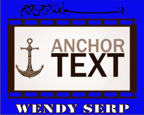 Anchor Text Wendy SERP