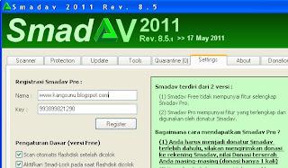 KEY SMADAV PRO 8.5