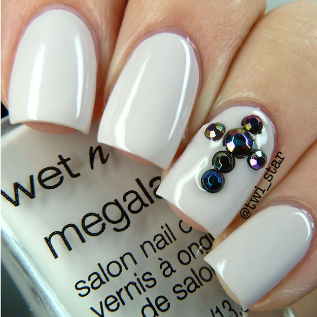 Wet N Wild A Latte Love Silver Lake Polish Collection Swatch Spring 2015