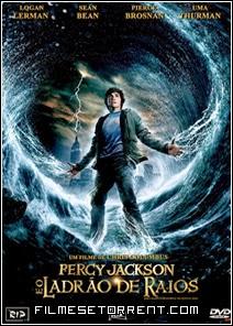 Percy Jackson e O Ladrão de Raios Torrent Dual Áudio