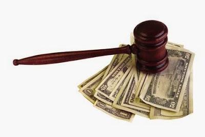 حجز أموال المتهم الهارب