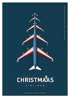 Publicités de Noël