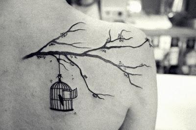 Tattoos de Música Femininas