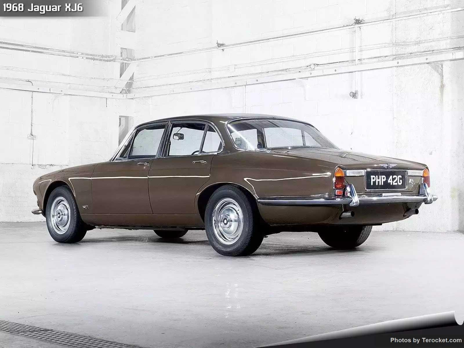 Hình ảnh xe ô tô Jaguar XJ6 1968 & nội ngoại thất