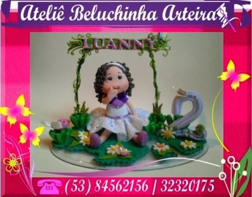 <center> ஐ* Kelli Falcão Artesanatos Personalizados em EVA*ஐ </center>