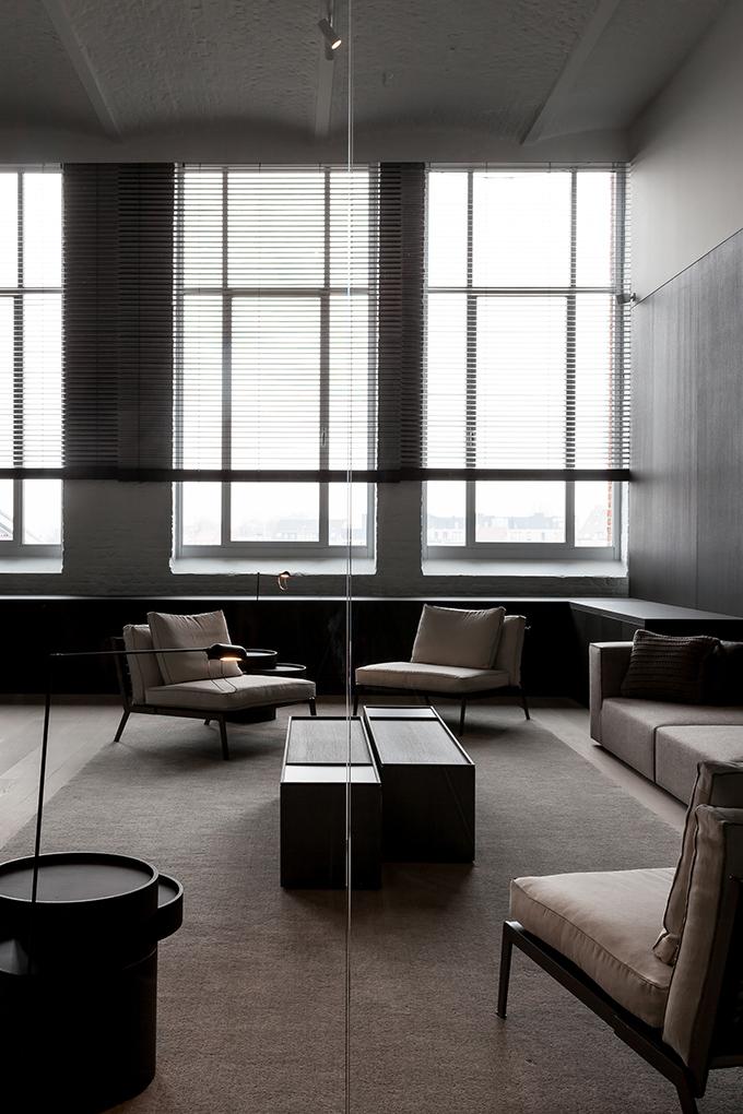 Simplicity Love Belgo Seeds Offices Belgium Vincent Van Duysen