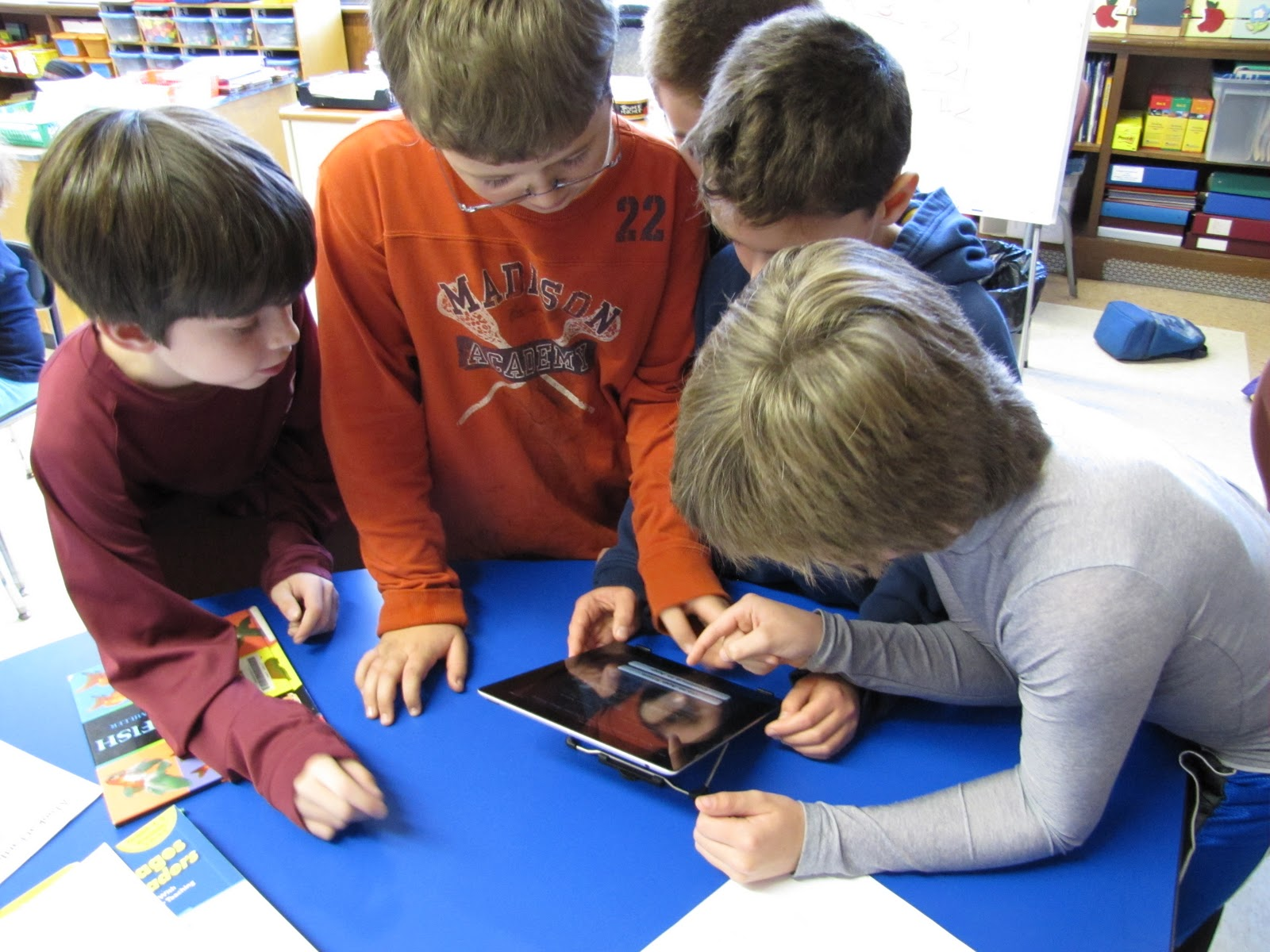 Technology In Elementary Classrooms ~ Technology in the elementary classroom ipad first steps